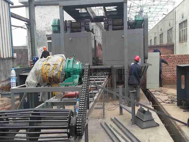 Compound fertilizer production line (2)