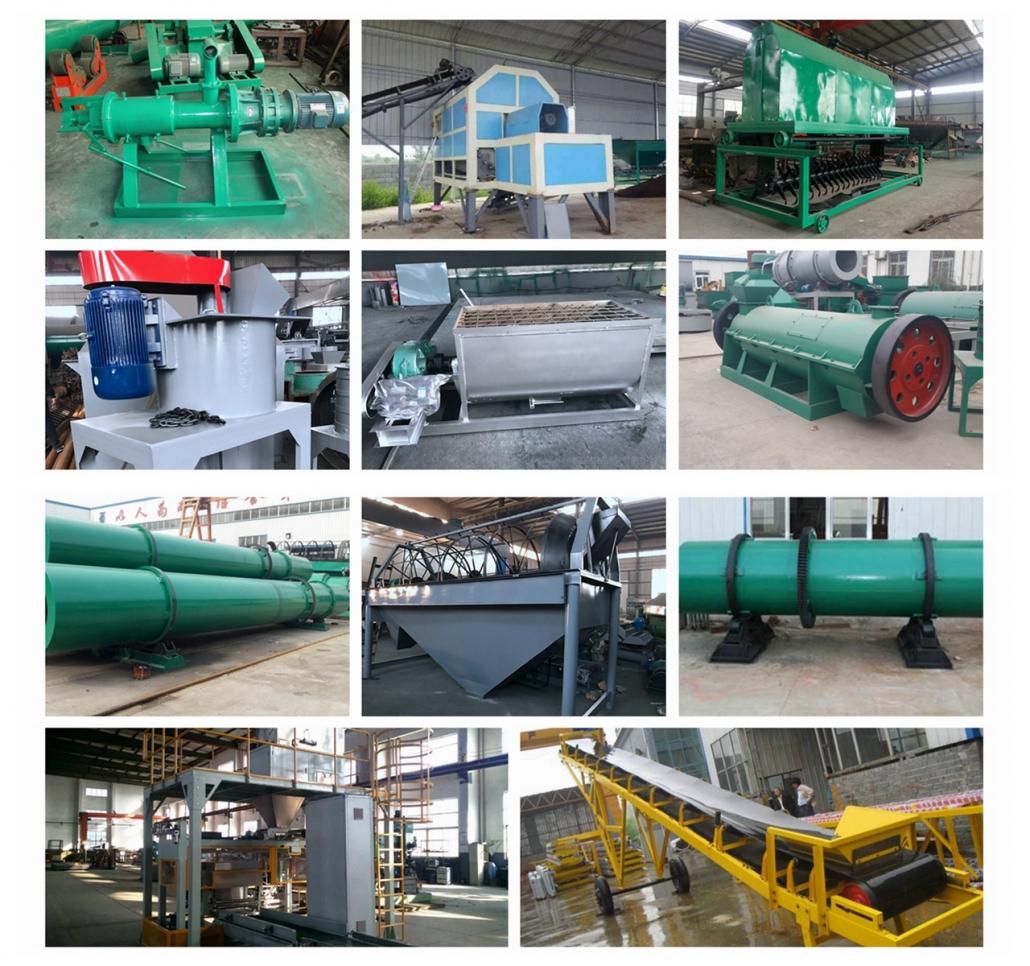 Organic fertilizer machine (2)