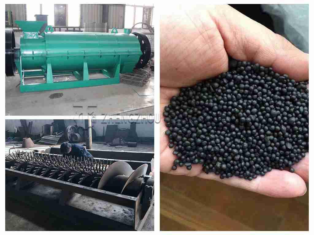 organic fertilizer granulator (6)