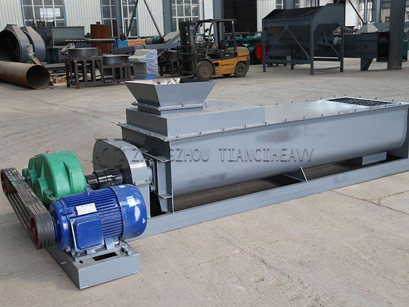 Organic fertilizer production equipment (2)
