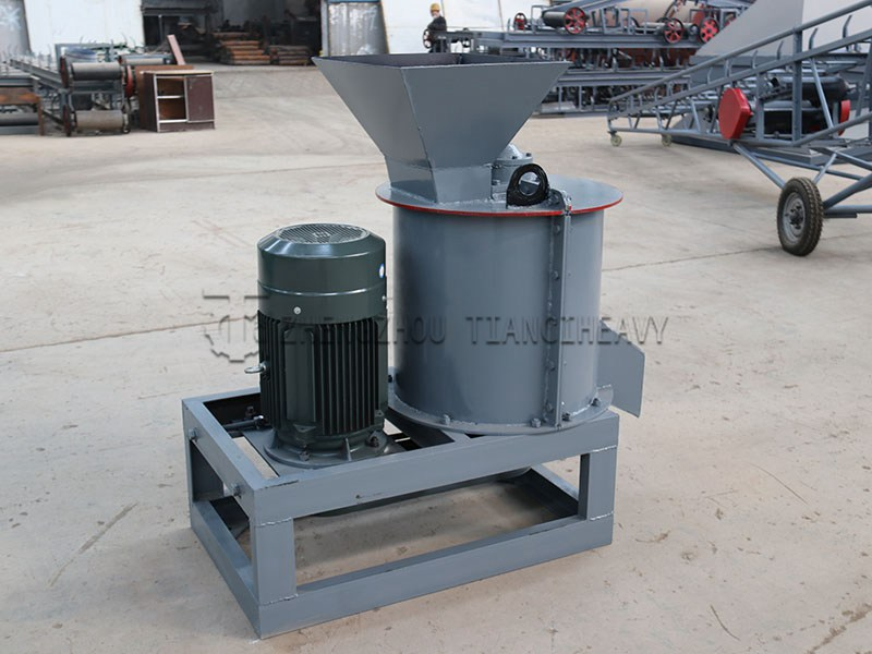 Organic fertilizer production equipment (4)