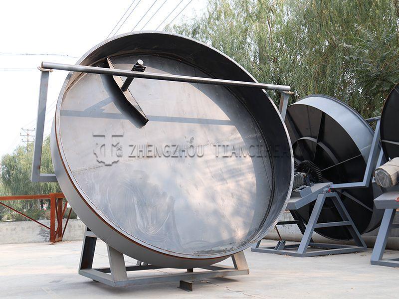 Pan granulator (3)