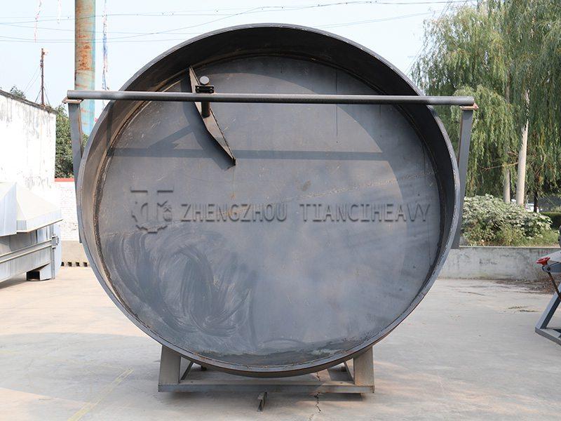 Pan granulator (4)
