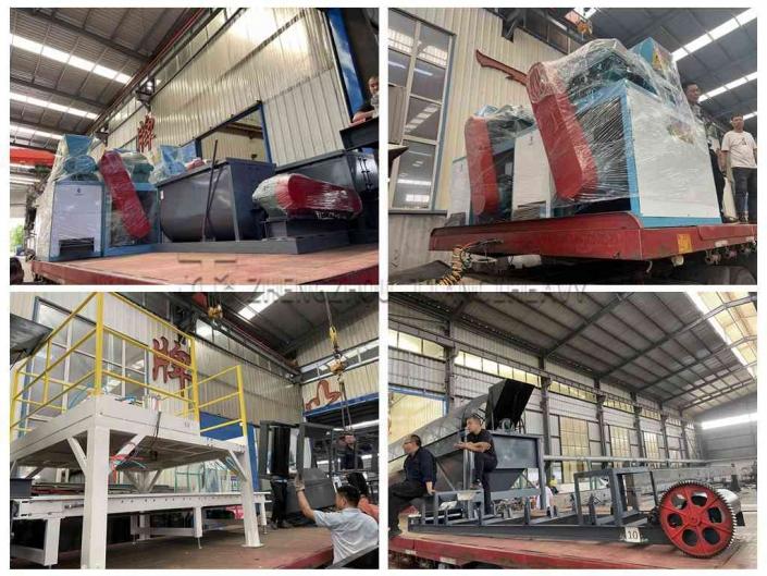 NPK compound fertilizer production line sold to Canada (2)