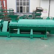 New organic fertilizer granulator (4)