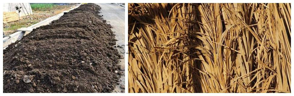 Organic fertilizer raw materials