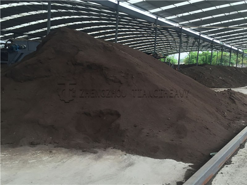 organic powder fertilizer