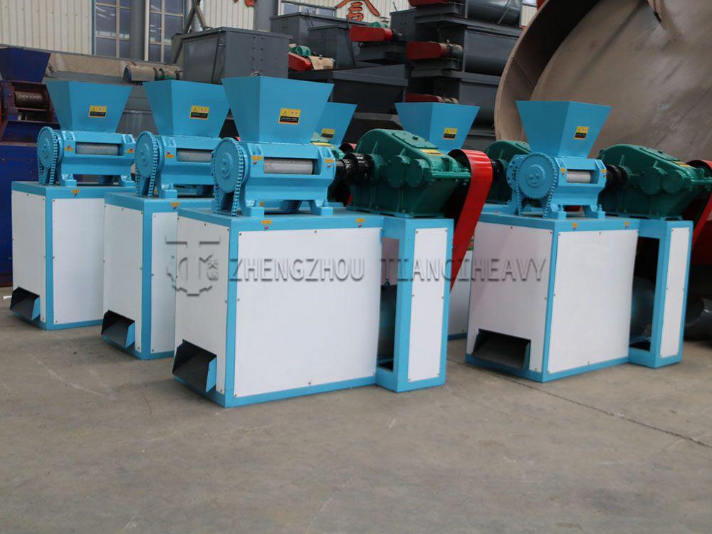 Double roller granulator machine (4)