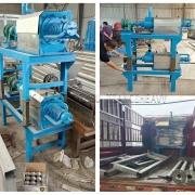Dung dewatering machine sold to Thailand