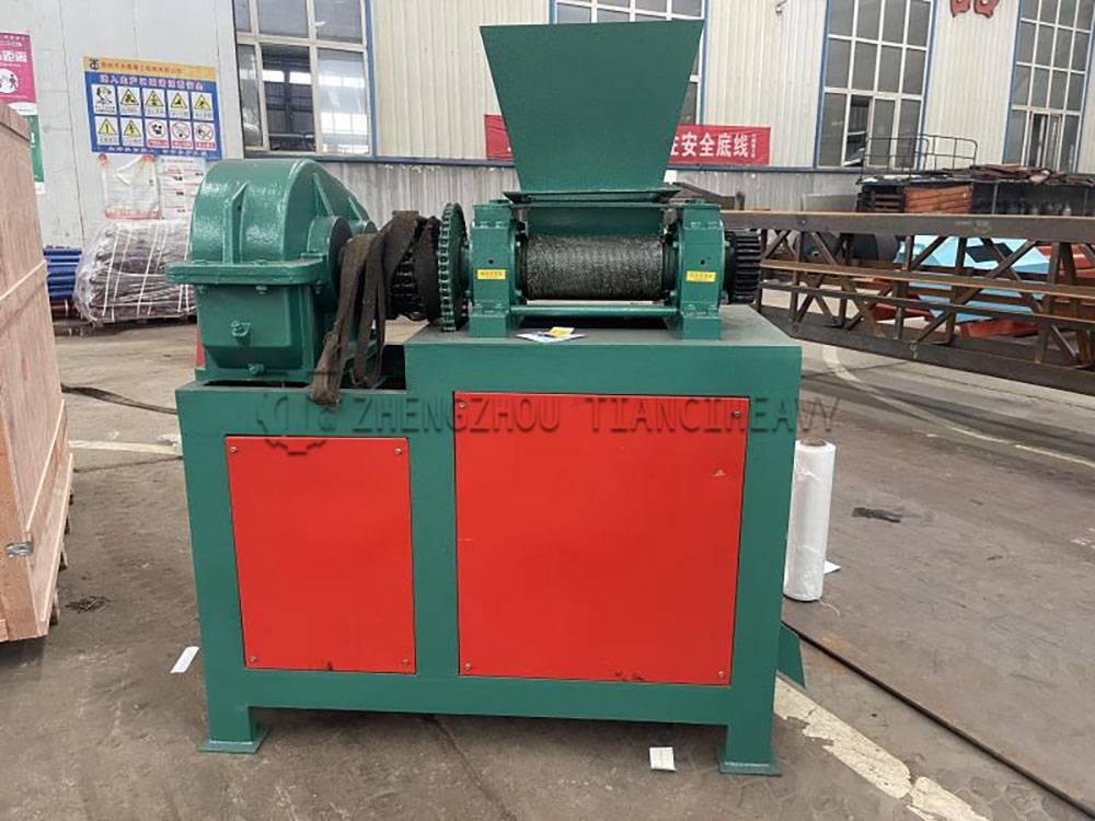 Indonesia roller press granulator (1)