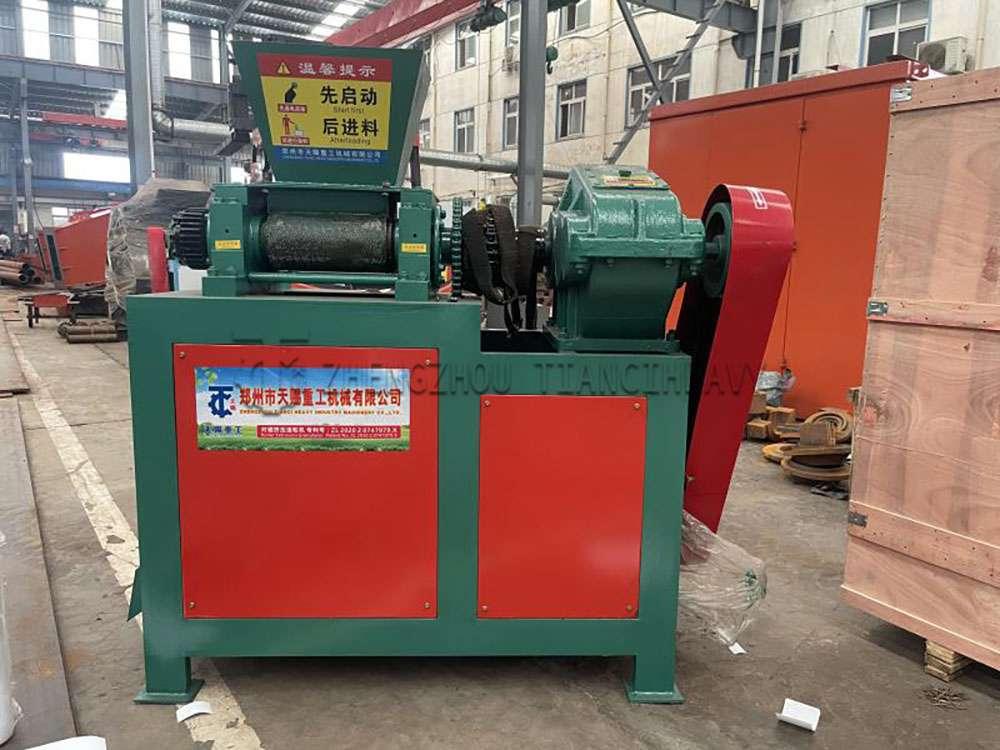Indonesia roller press granulator (2)