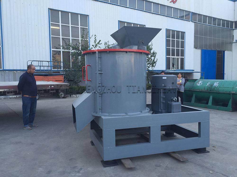 Semi Wet material crusher (1)