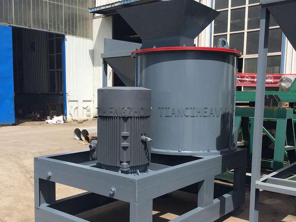 Semi Wet material crusher (3)