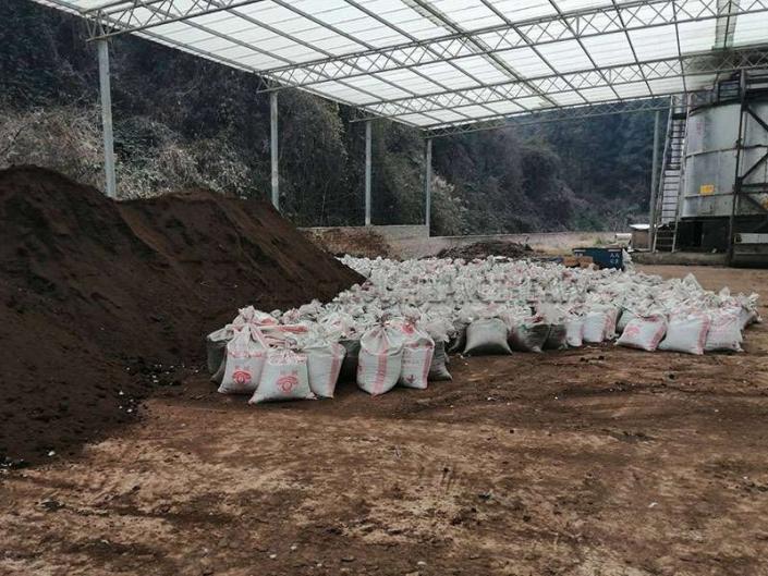 How to make chicken manure fertilizer (2)