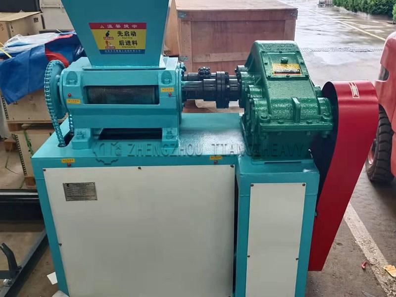 Mexican compound fertilizer Double roller granulator (1)