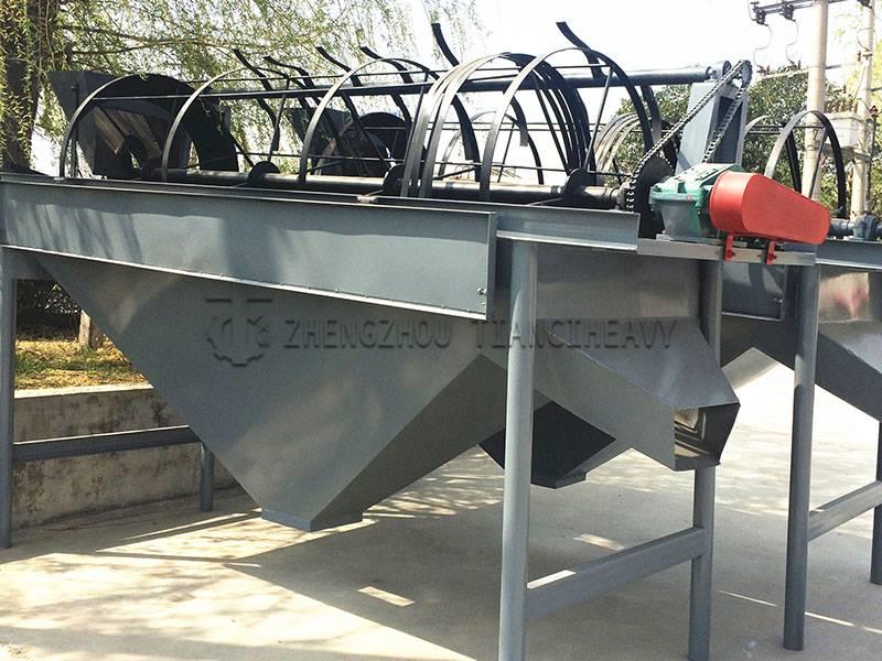Rotary sifter machine (4)