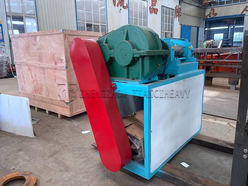 Uganda Roller press Granulator (1)