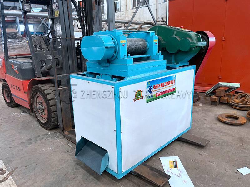 Uganda Roller press Granulator (5)