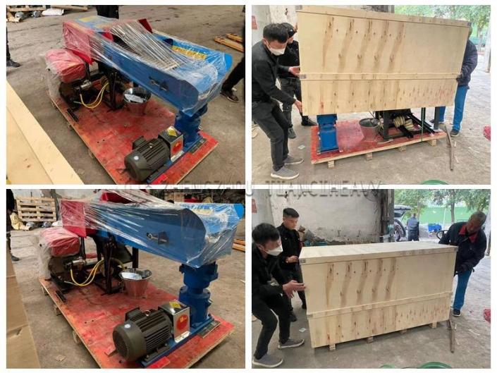 Azerbaijan Small flat film pellet machine